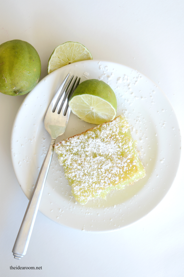 Key Lime Bars America S Test Kitchen