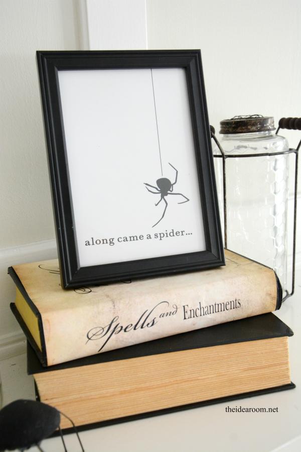 Spider-Halloween-Sign 1