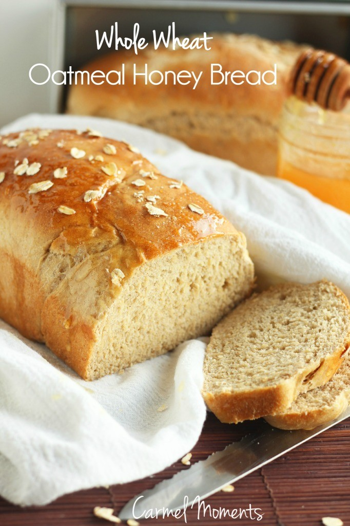 Whole-Wheat-Oatmeal-Honey-Bread-text-682x1024