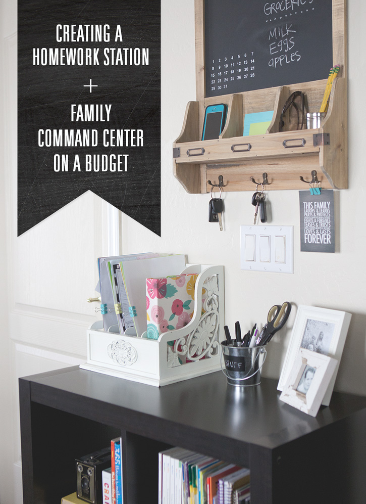 Family Command Centers The Idea Room