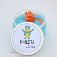 Halloween Monster Slime Recipe