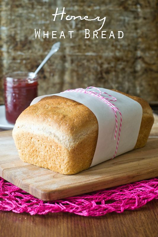 honey-wheat-bread