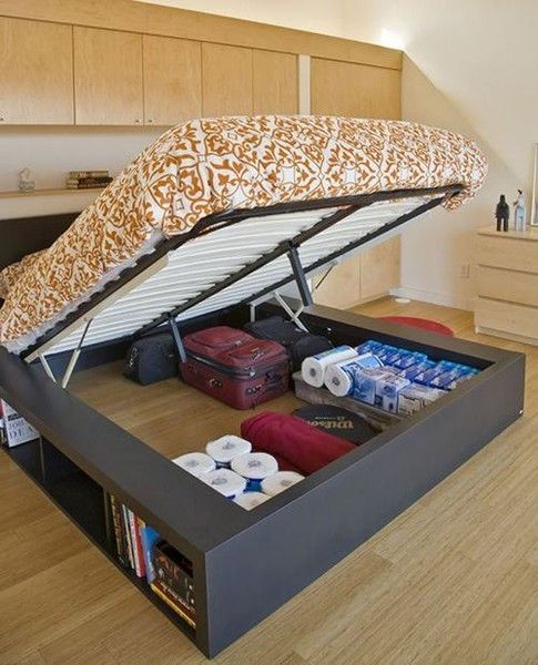 Creative under bed storage ideas the idea room - Under the bed storage ideas ...