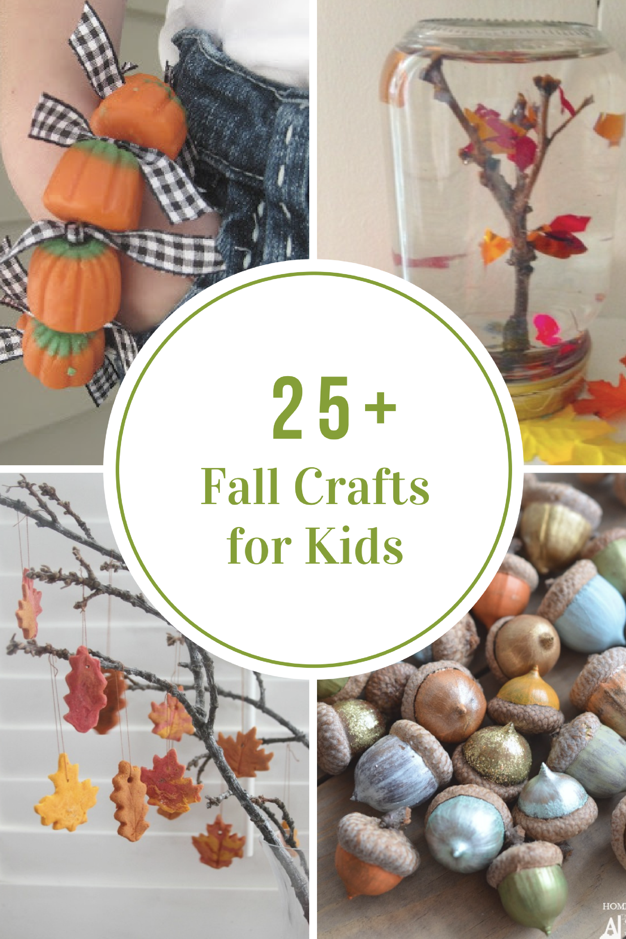 Fall Crafts for Kids - The Idea Room
