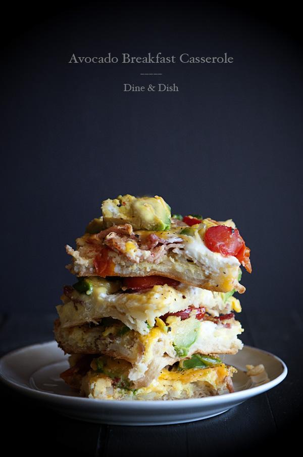 Avocado-Breakfast-Casserole
