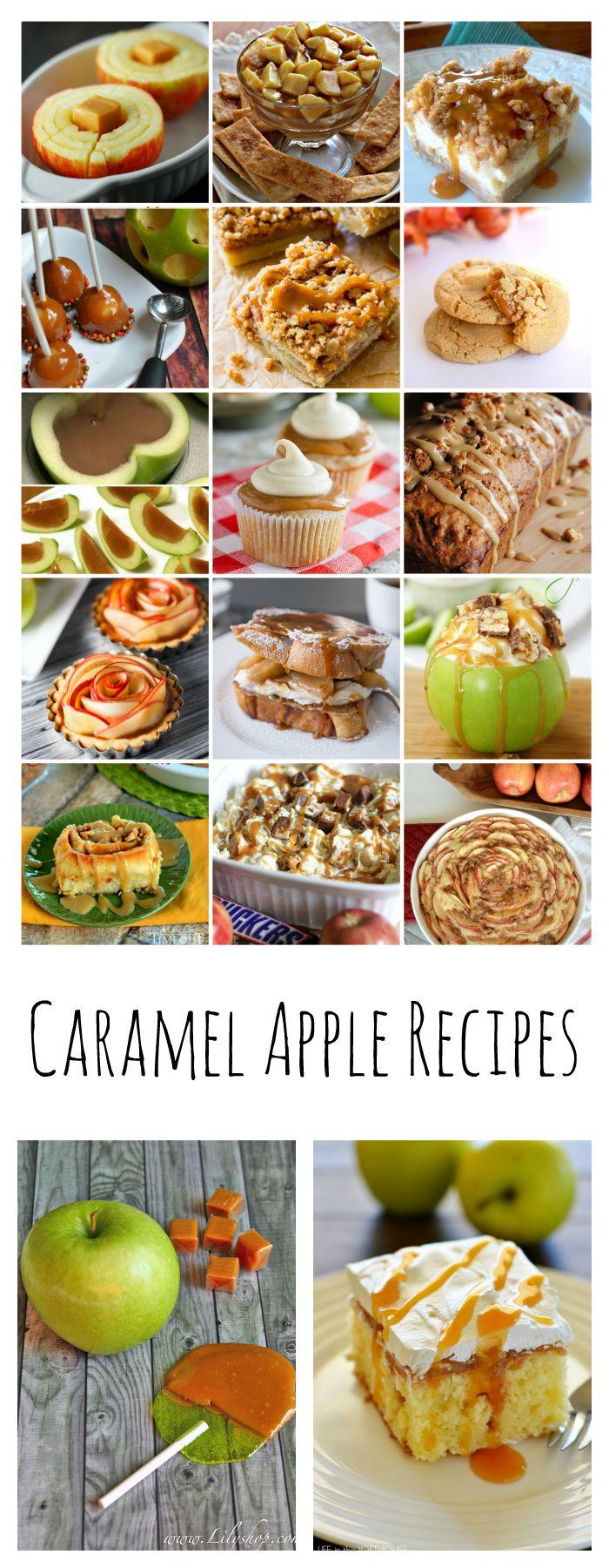 Caramel-Apple-Fall-Recipes
