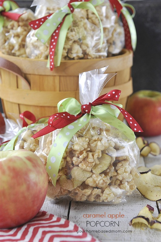 Caramel Apple Recipes The Idea Room