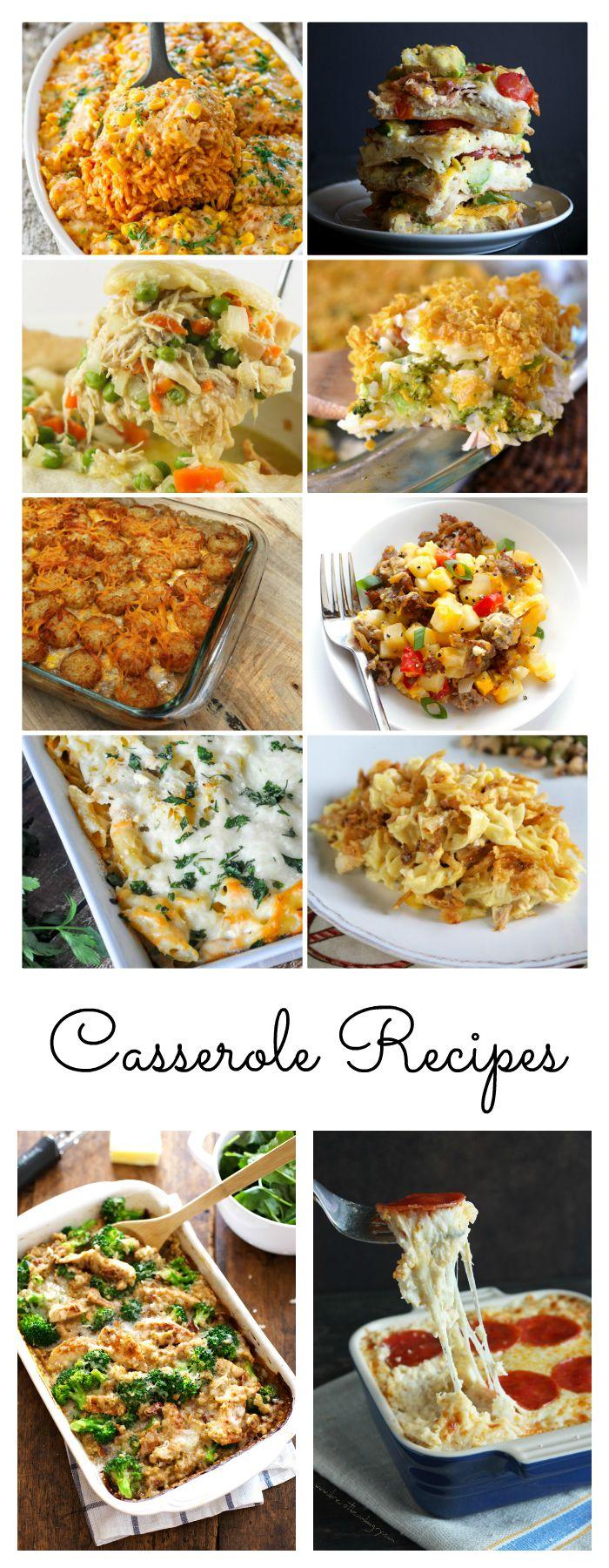 Casserole-Recipes-Weeknight-Dinner-Ideas