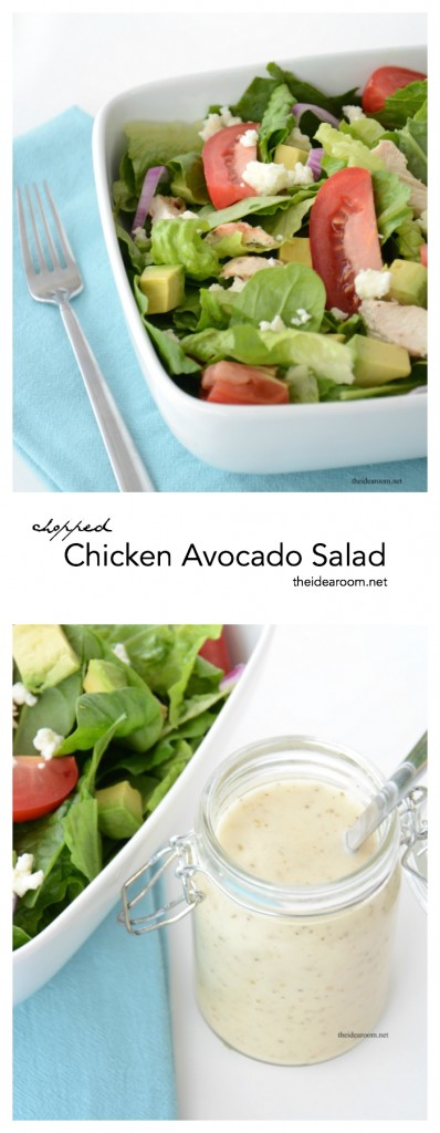 Chopped-Chicken-Avocado-Salad-Recipe pin