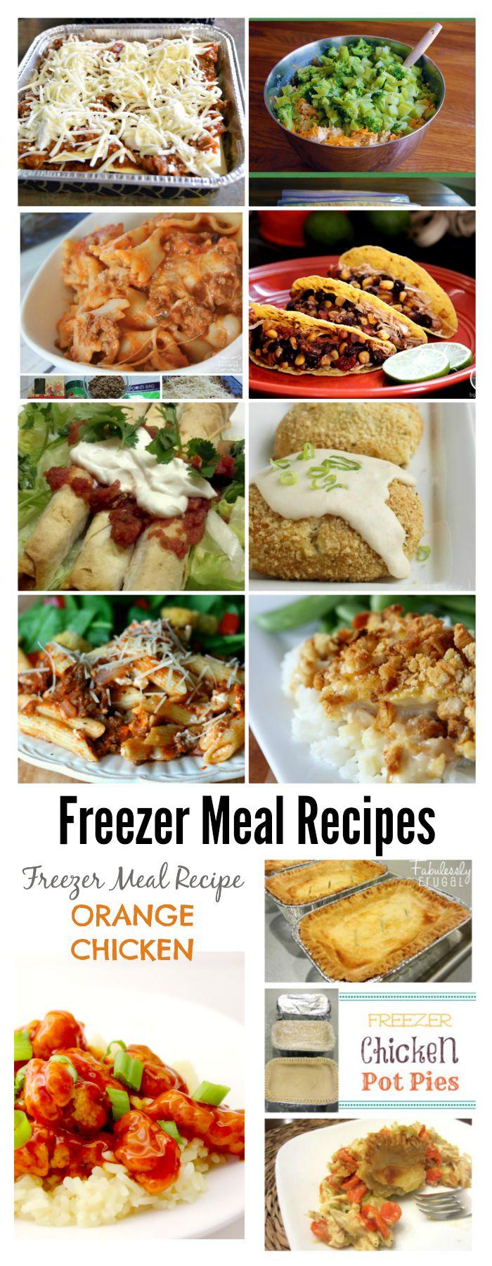 Freezer-Meal-Dinner-Recipe-Ideas