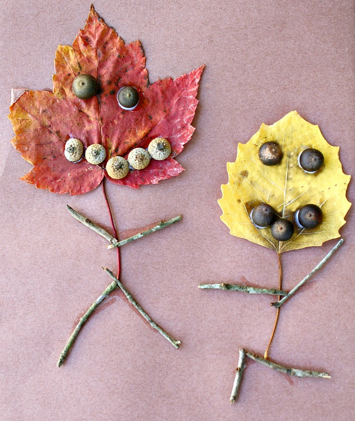 Leaf-People-Fall-Art