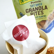 Breakfast On the Go with Nature Valley