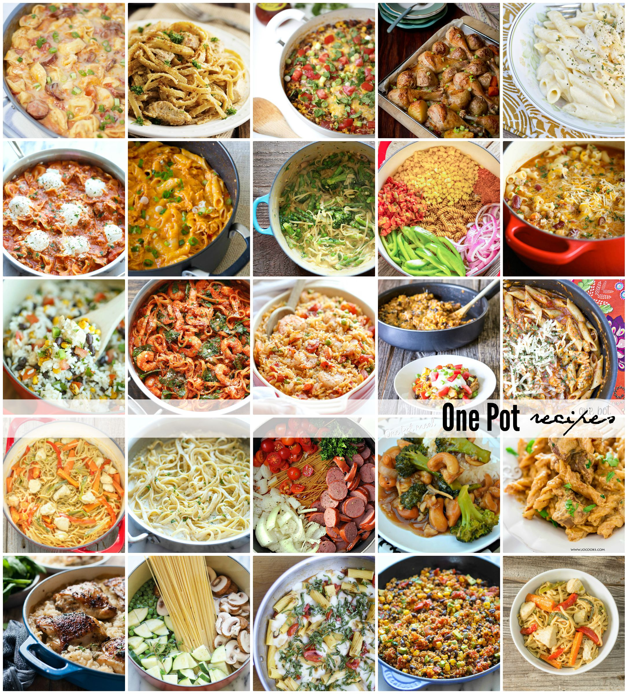 One-Pot-Meals-Recipes