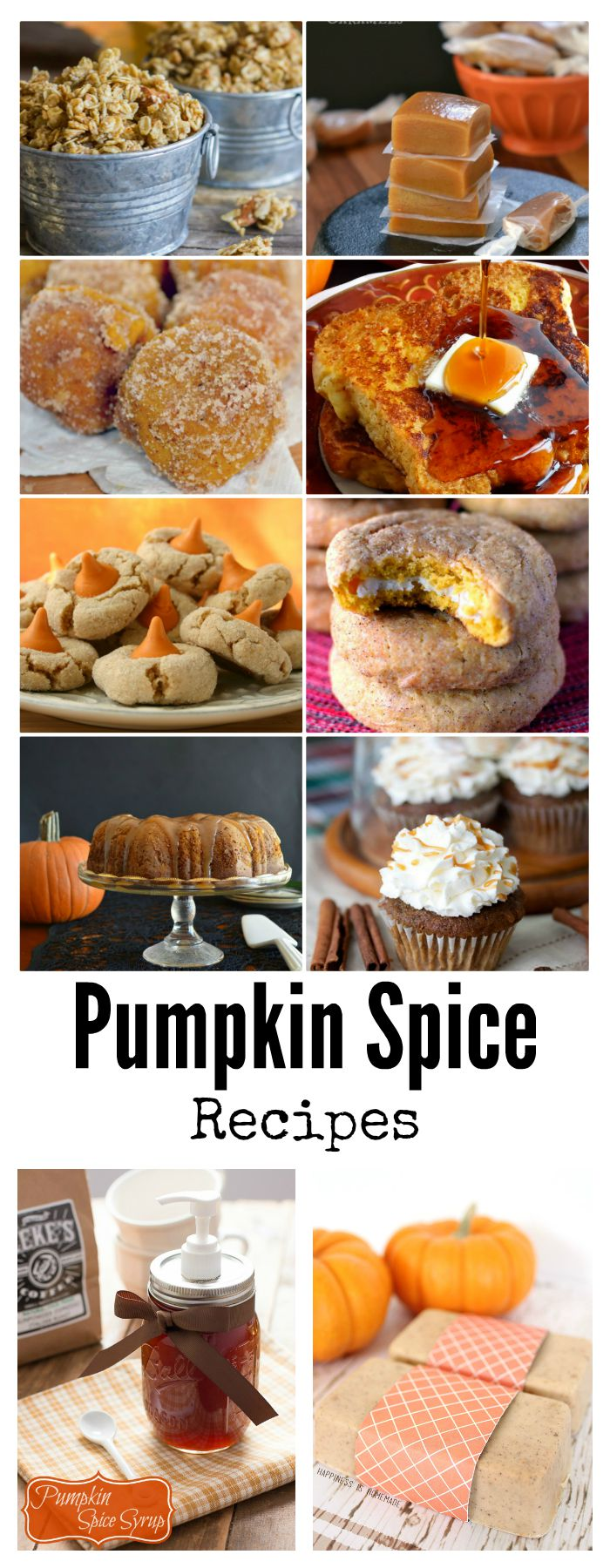 Pumpkin-Spice-Recipes theidearoom.net