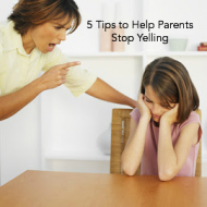 5 Tips to Stop Yelling