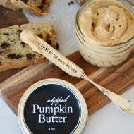 Whipped Pumpkin Butter Recipe
