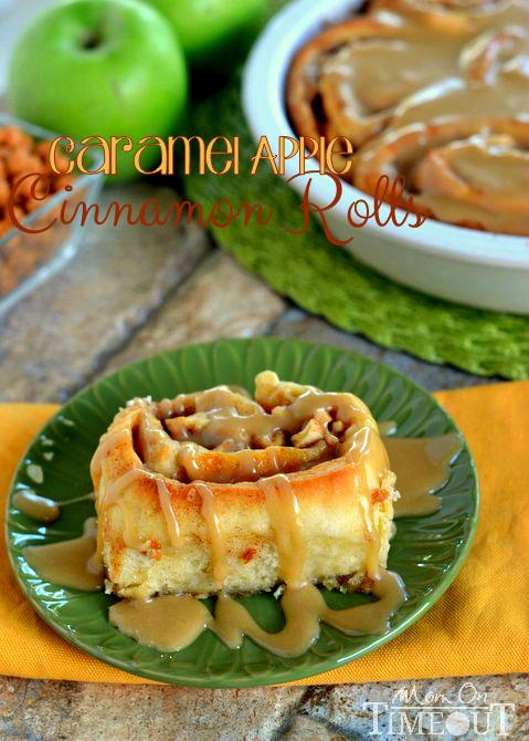 caramel-apple-cinnamon-roll-recipe-easy