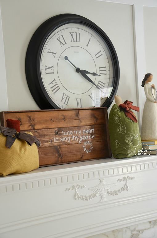 Inexpensive Fall Decorating Ideas The Idea Room