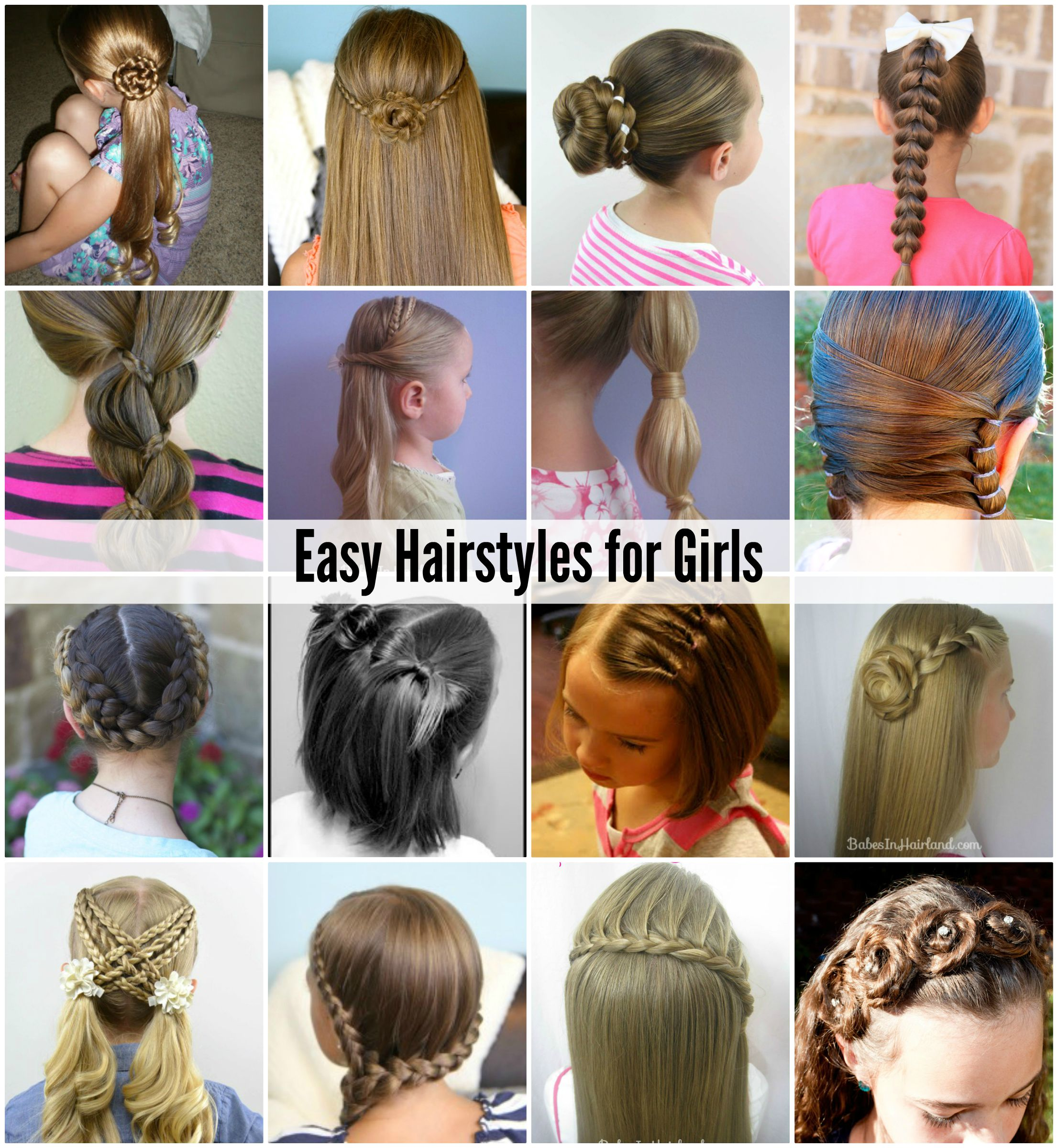 Cool How To Choose Cute Hairstyles For Girls  Cristianascom