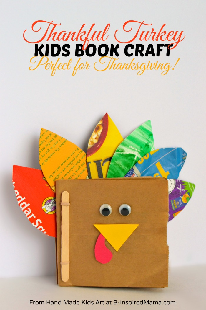 A-Thankful-Turkey-Kids-Book-Craft-More-Thanksgiving-Crafts-for-Kids-at-B-Inspired-Mama