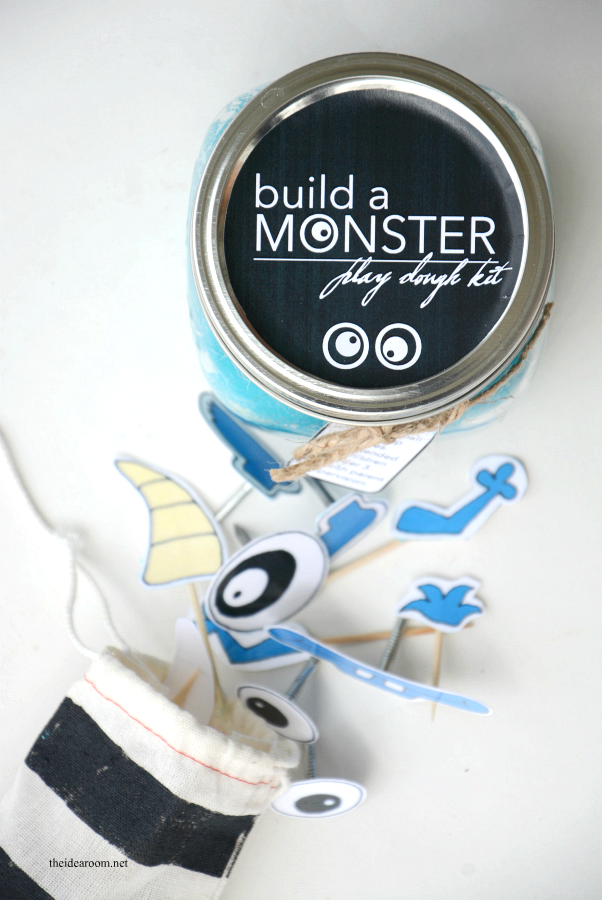 Build-a-Monster-Kit 2
