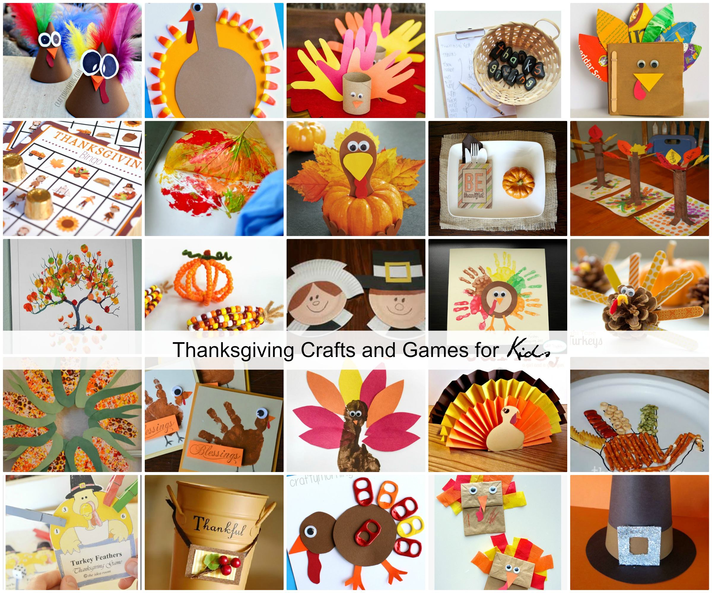 Thanksgiving Food Activities For High School Agricultrue