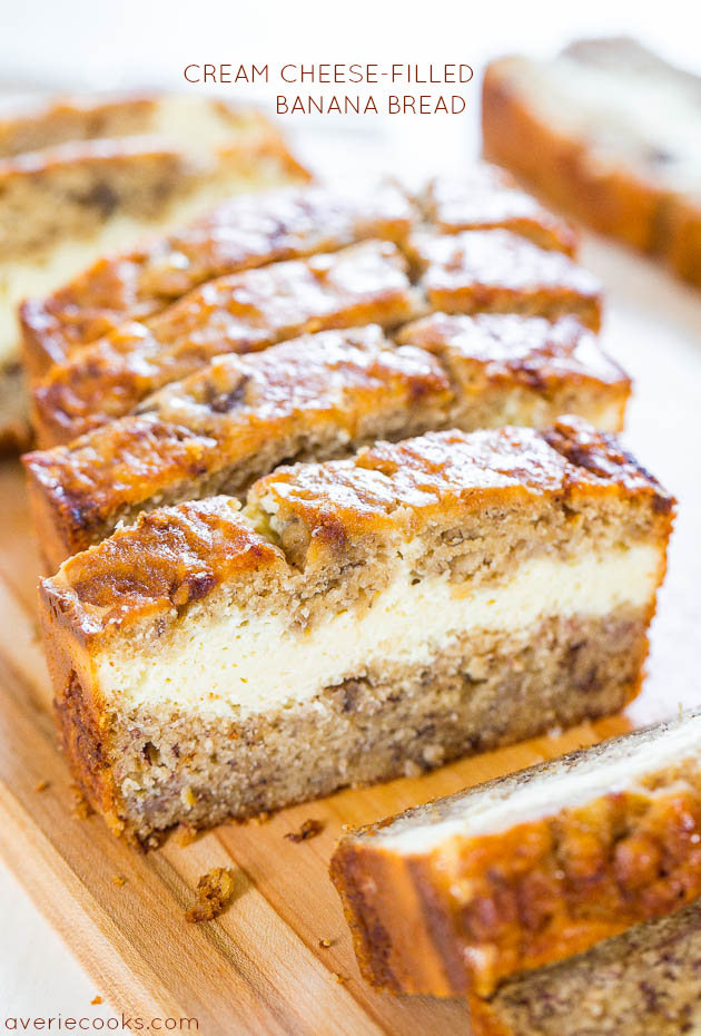 Banana Apple Bread Made With Cake Mix