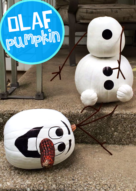 frozen-olaf-halloween-pumpkin-no-carve