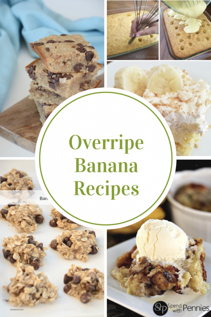 Banana Dessert Recipes. Bananas by themselves are the dessert of the produce section. But the real magic happens when you add a little flour and butter, and bam! You have desserts that make all the fruits jealous. 7. Banana Pudding Cake. Banana pudding is one of my husband's favorite desserts, but you need pretty firm bananas to make it look good.