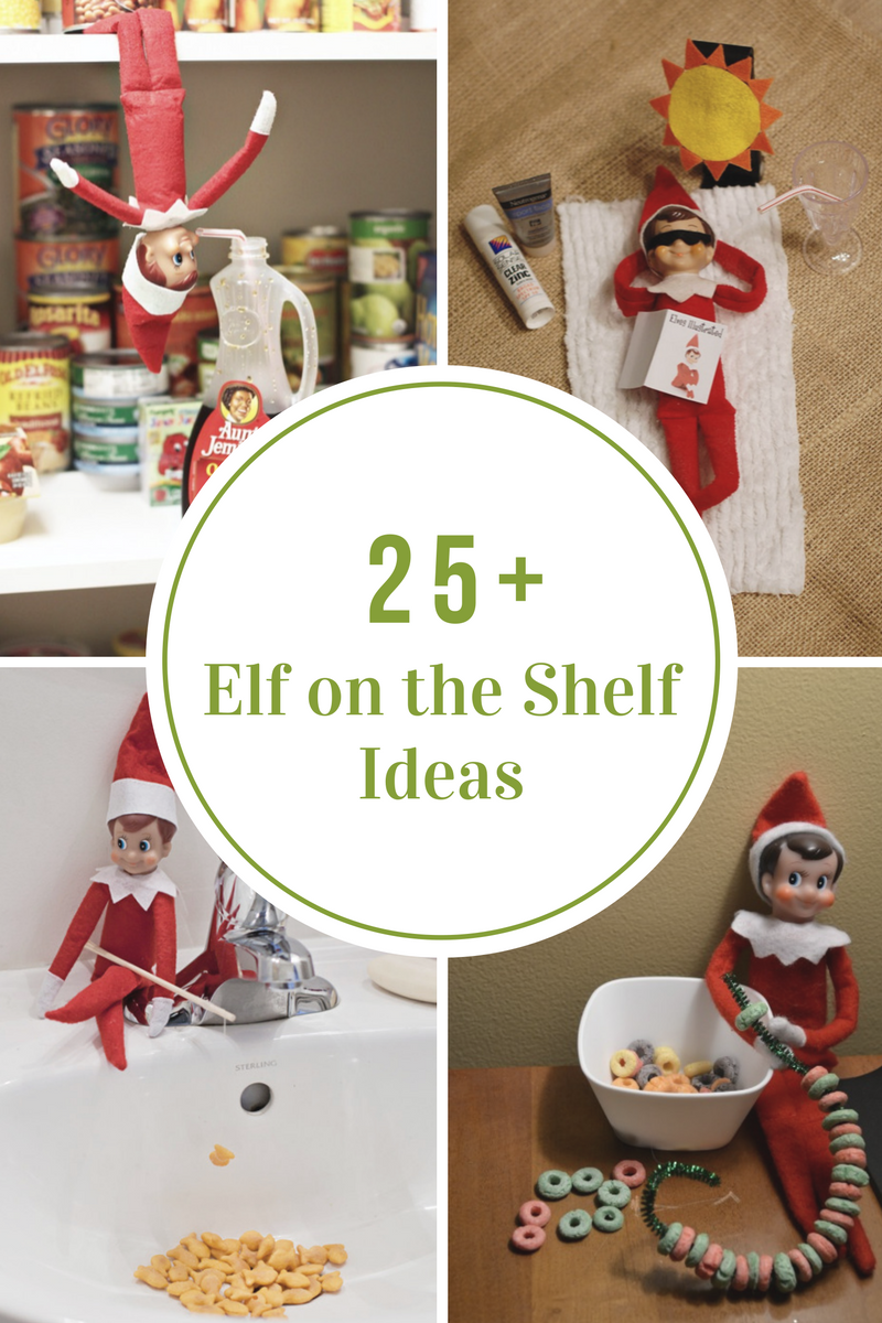 Elf On The Shelf Ideas The Idea Room