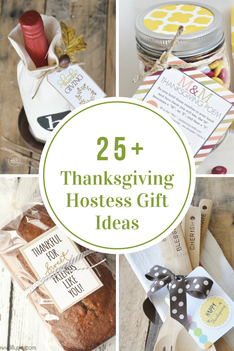 Host Gift Ideas thanksgiving hostess gift ideas - the idea room