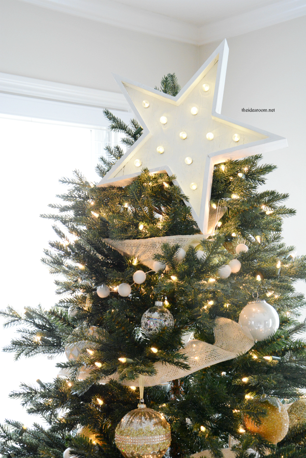 My Christmas Decor and Tree