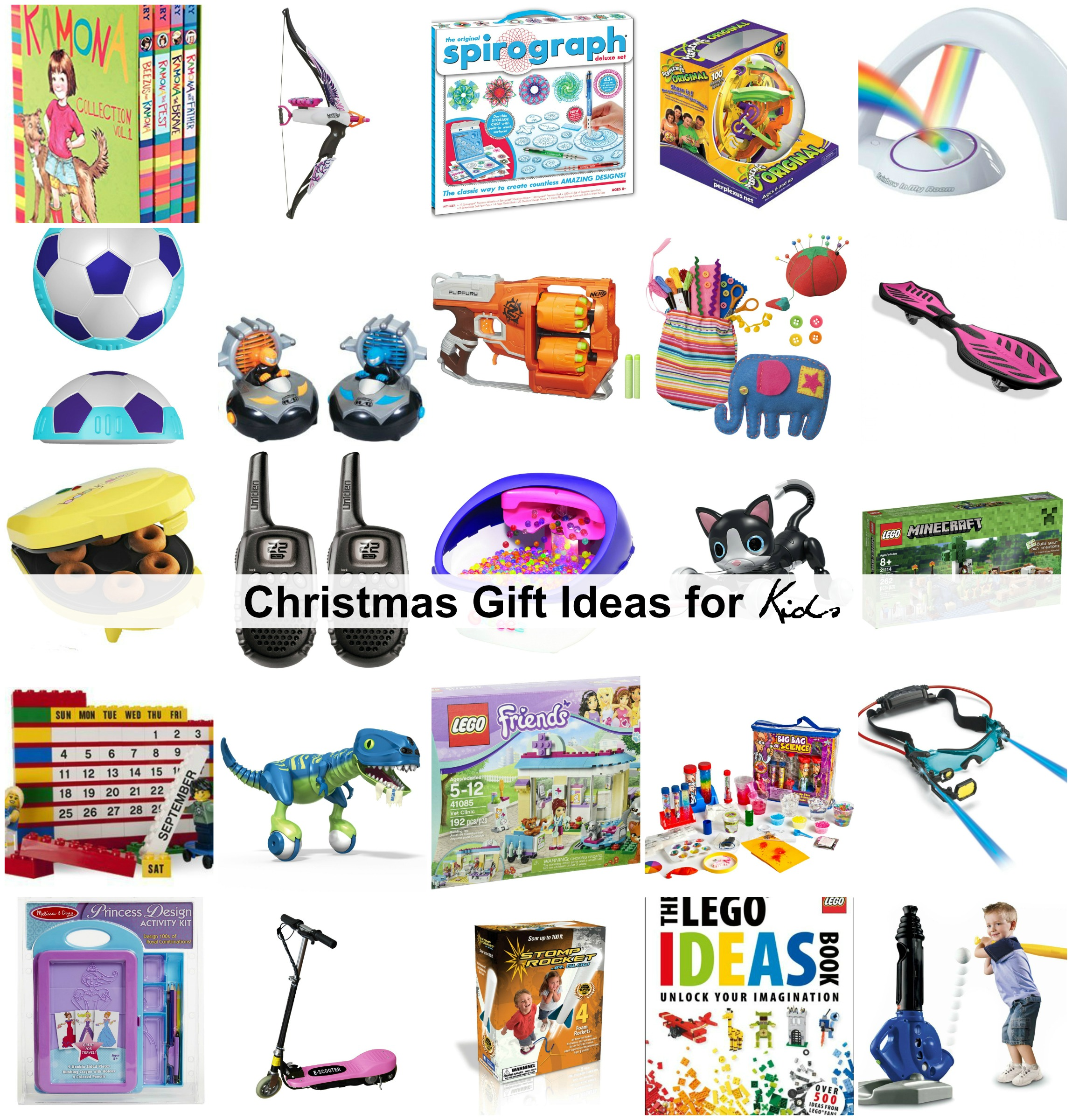 Christmas Gifts Toddlers: Christmas Gift Ideas For Kids