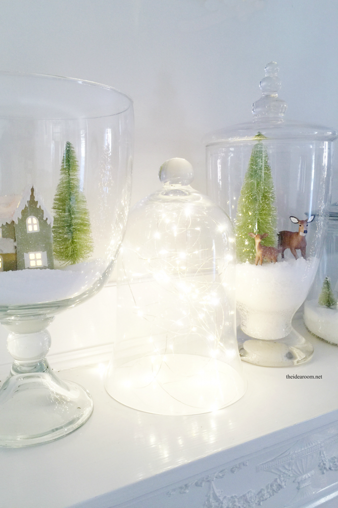 Christmas-Village-Jars 8