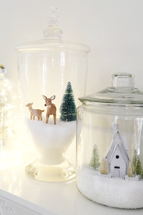 Christmas-Village-Jars 9