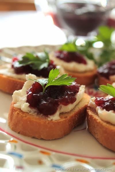 Cranberry Relish Crostini via homework (9)_thumb
