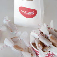 6 Minute Homemade Caramels Recipe