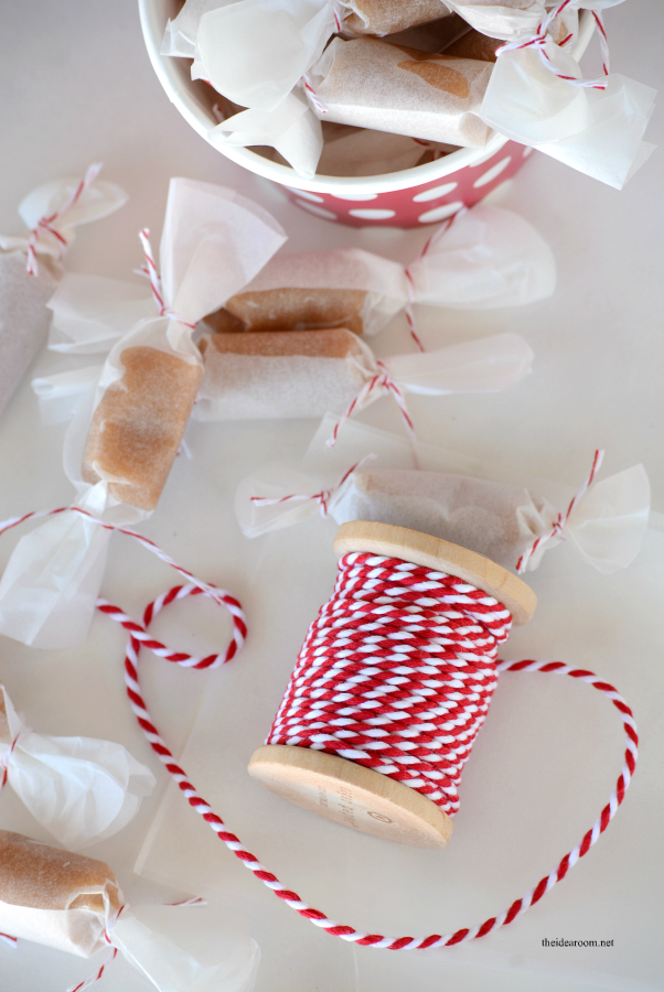Homemade-Caramels