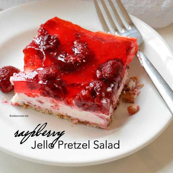Strawberry Pretzel Salad Food Network