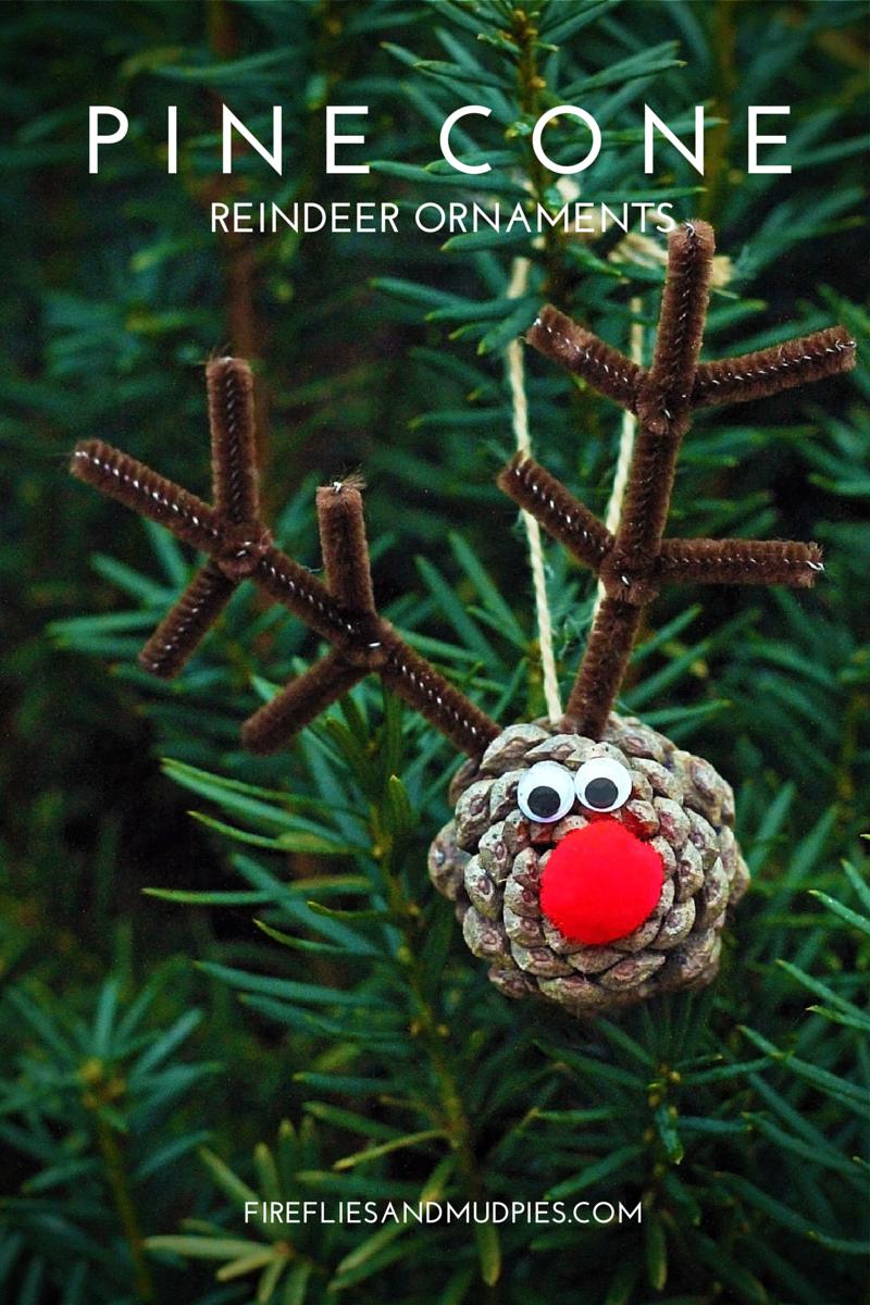 Pine-Cone-Reindeer-Ornaments