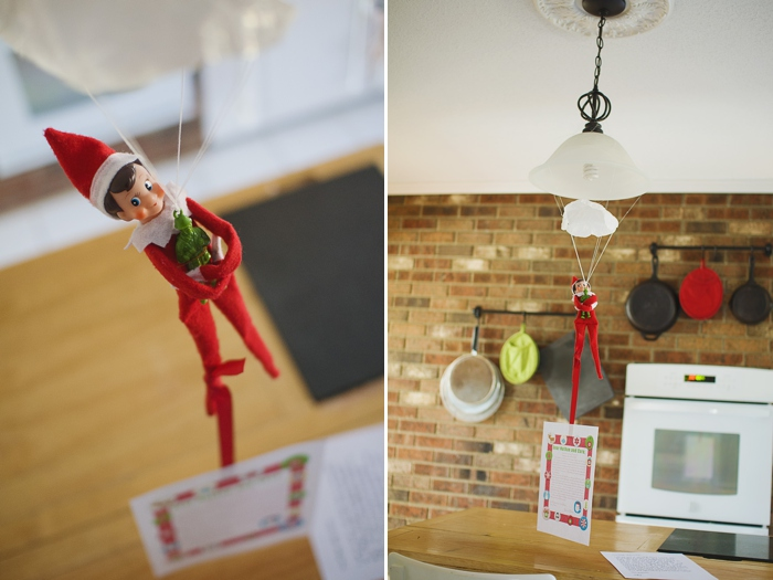 Elf on the Shelf ideas by Carey Pace