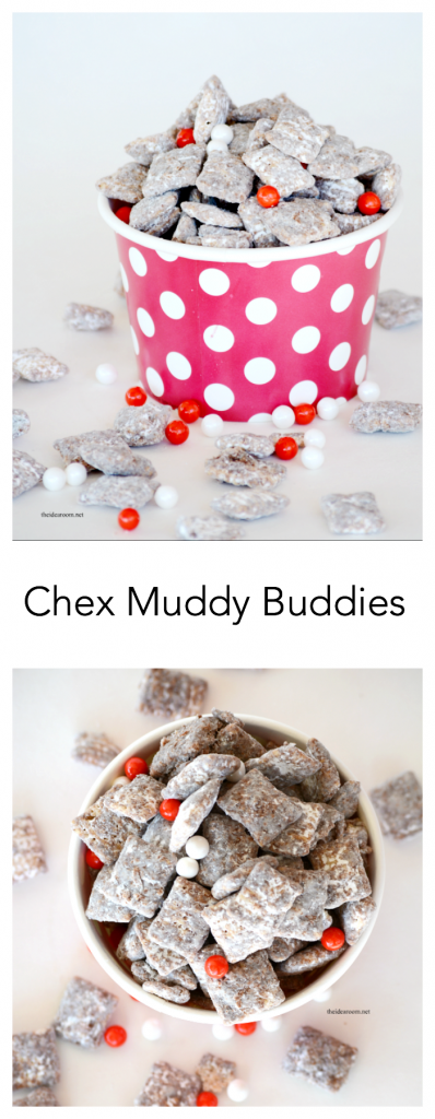 chex muddy buddies pin