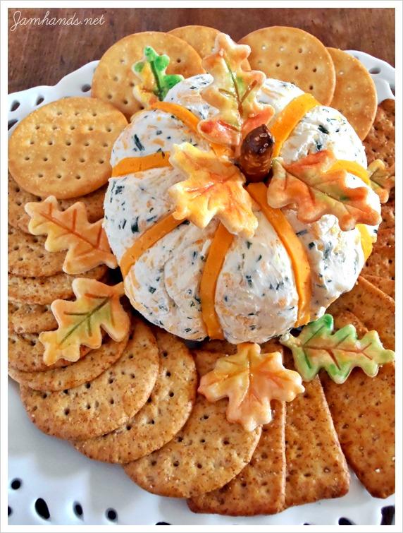 pumpkin cheeseball 1 overlay
