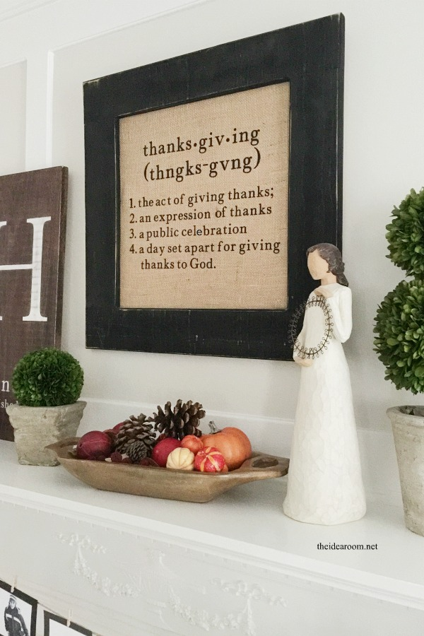 thanksgiving sign 4 a