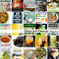 Detox and Cleanse Recipes