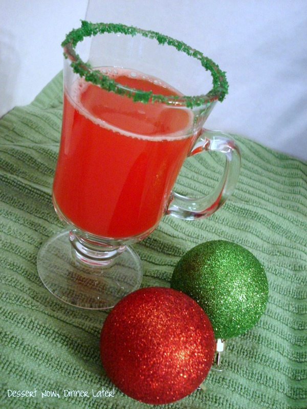Festive Non-Alcoholic Holiday Drinks - The Idea Room