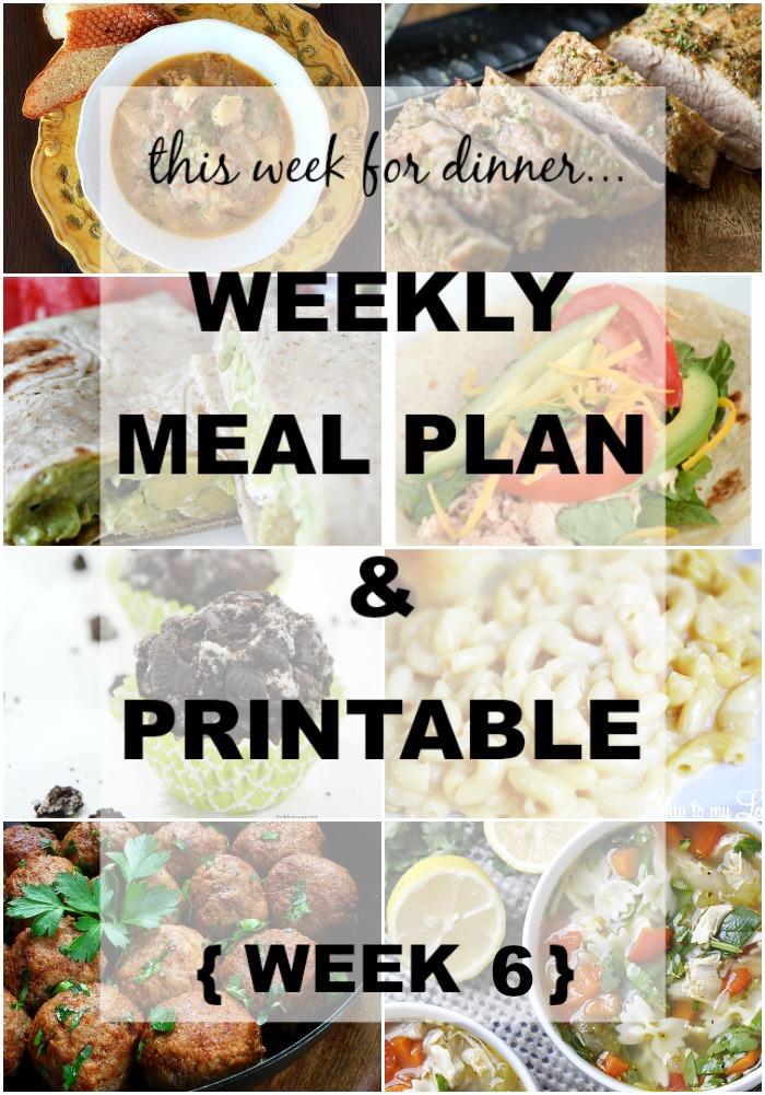 Menu-Week-6-Somewhat-Simple