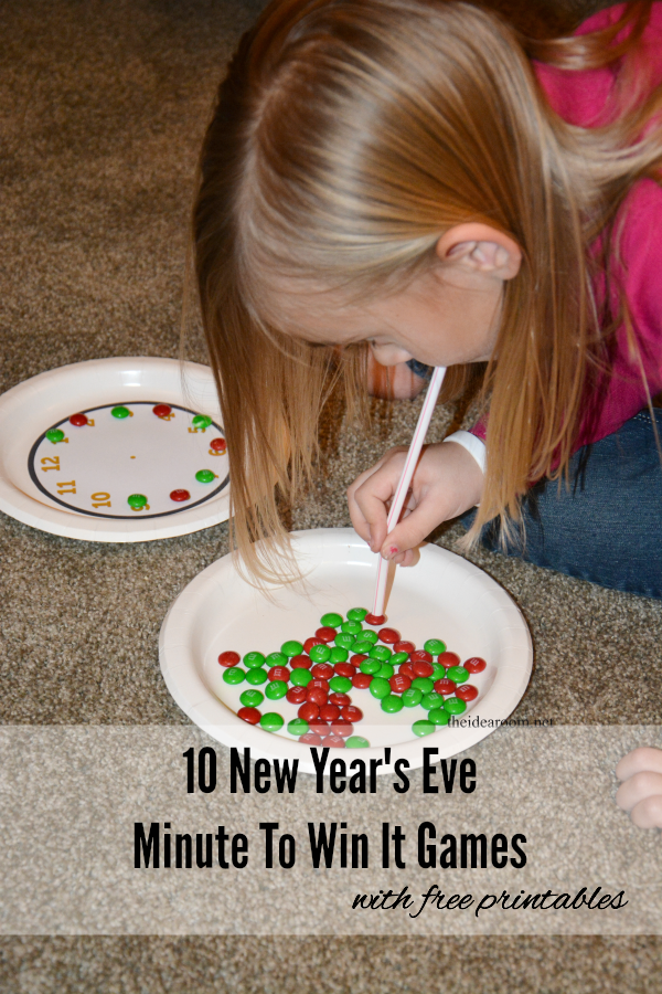 New year 39 s eve party games and activities the idea room - Last minute new year s eve party ideas ...