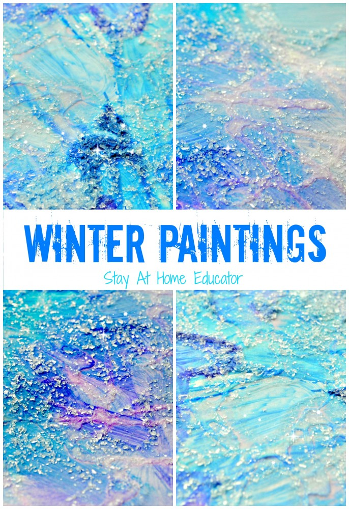 Sparkly-winter-paintings-glitter-free-Stay-At-Home-Educator-686x1000