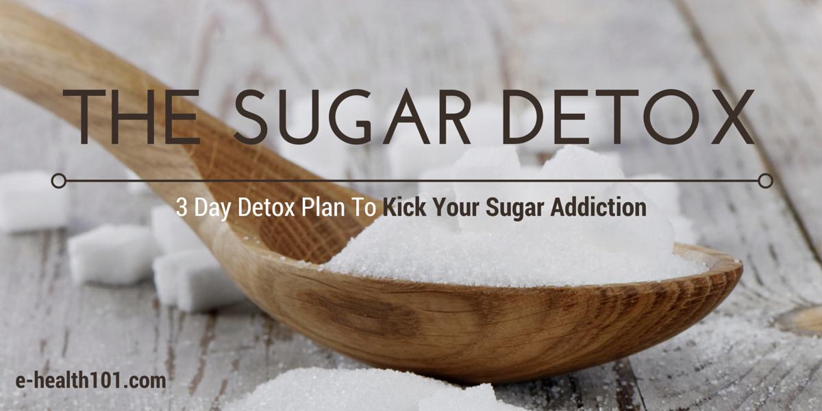 Day Sugar Detox Good Food List